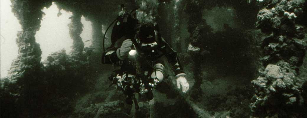ANDI Trimix Diver